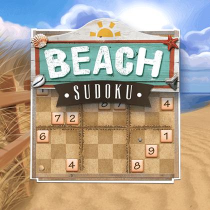 لعبة سودوكو الشاطئ Beach Sudoku