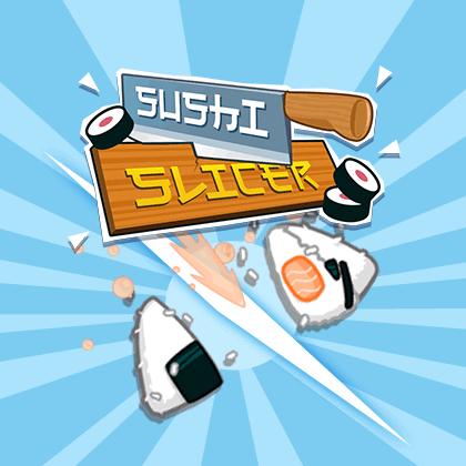 لعبة تقطيع السوشي باحتراف وسرعة