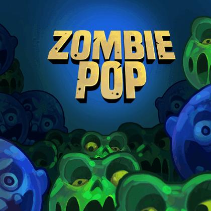 لعبة قتل الزومبي Zombie Pop