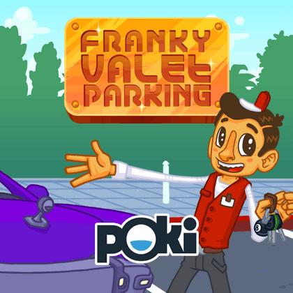 لعبة جراج عائلة فرانكي Franky Valet Parking