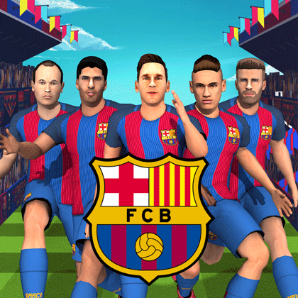 play Ultimate Messi Runner