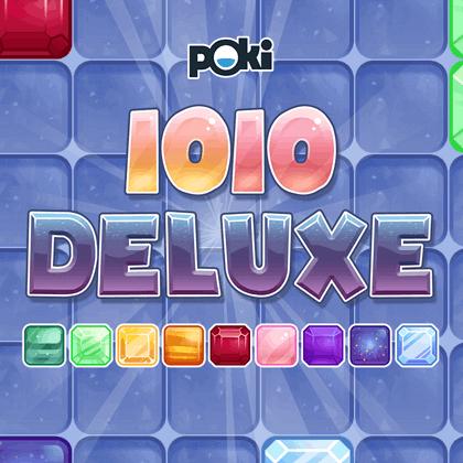เกมส์ต่อบล็อก 1010 Deluxe